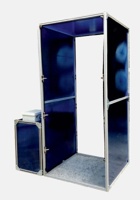 Human Disinfection Shower Tunnel