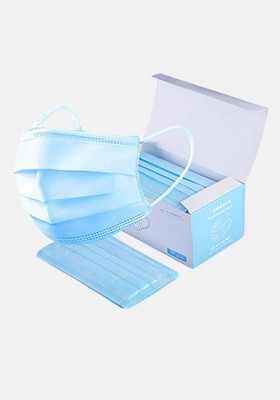 3 Ply disposable Mask Bundle offer pack of 50 pcs