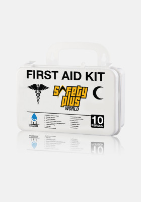 Safety Plus world First aid kit 10 person