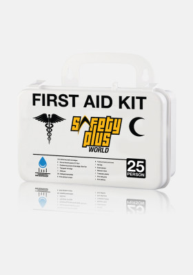 Safety Plus world First aid kit 25 person