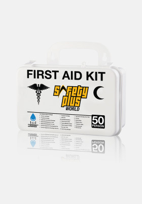 Safety Plus world First aid kit 50 person