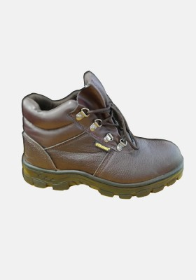 Strong Safety Shoes - Brown