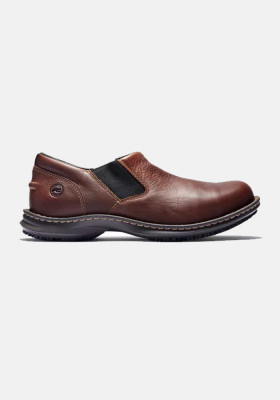 Timberland PRO Gladstone ESD Steel Toe Slip-On Work Shoes